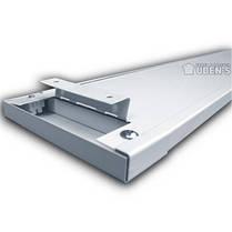 UDEN-150 теплый плинтус-металлокерамический панельный обогреватель , фото 3