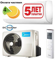 Кондиционер MIDEA MSMB-09HRFN1-Q ION Mission Inverter