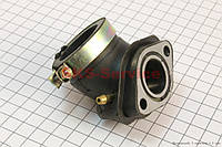 Патрубок карбюратора для китайских скутеров 4т 125-150 сс