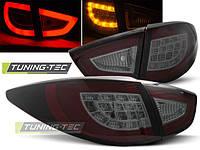 Стопы задние фонари тюнинг оптика Hyundai IX35