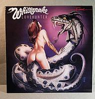 CD диск Whitesnake - Lovehunter