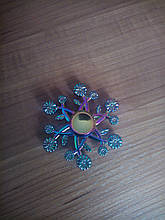 Tri-Spinner пластиковая игрушка EDC
