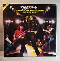 CD диск Whitesnake - Live... in the heart of the city