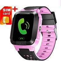 Детские Умные Смарт Часы Baby Watch A15s с GPS трекером