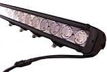 Светодиодная балка (фара) S10-120W Spot (дальний свет), фото 3