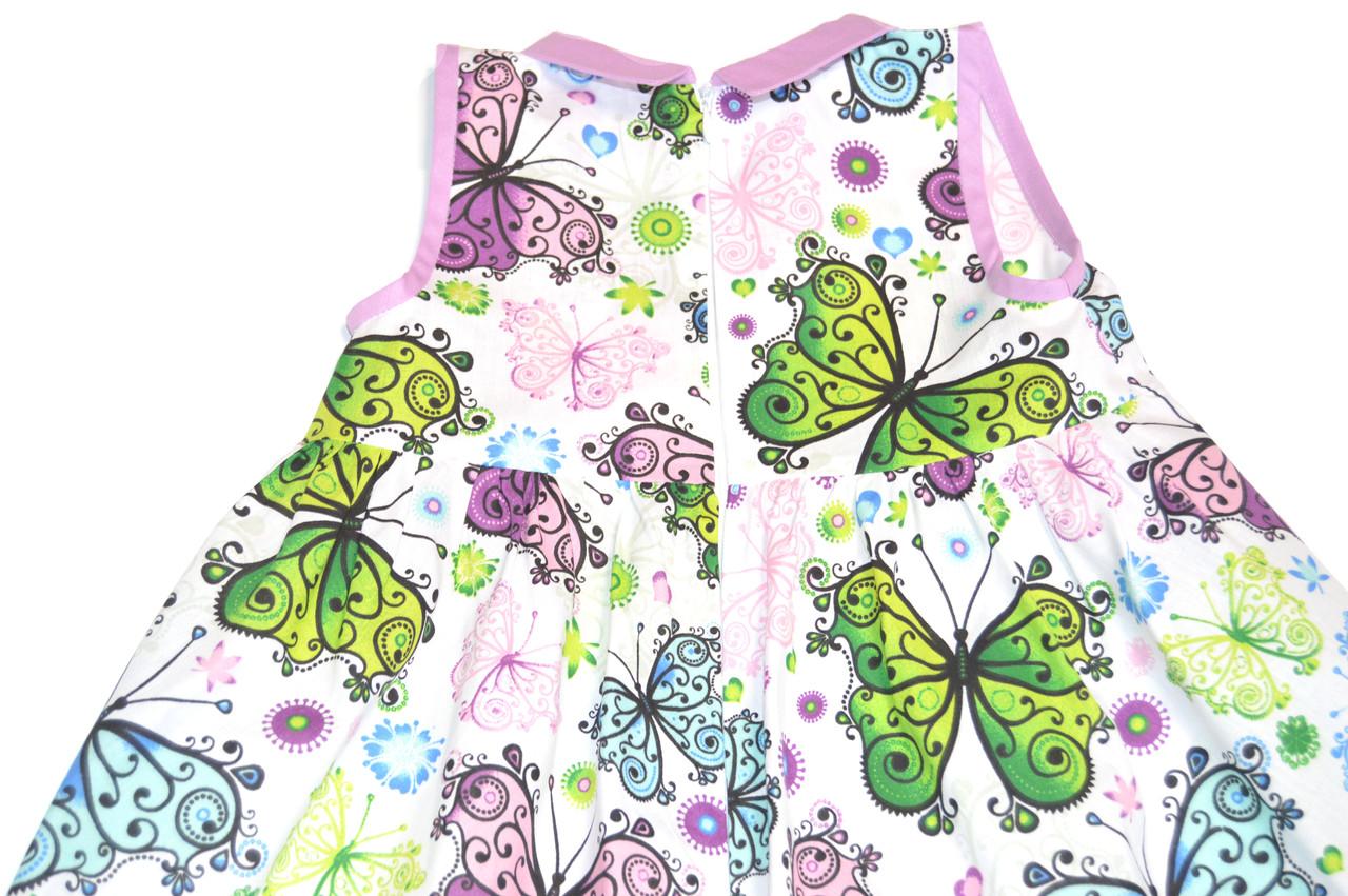 a4d8546d9c3 Платье детское « Ажурная Бабочка А силуэт ». Нарядное   продажа ...