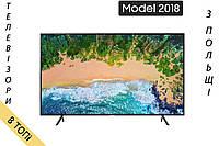 Телевизор SAMSUNG UE43NU7192 Smart TV 4K/UHD 1300Hz T2 2018 год из Польши