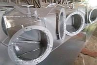Клапани переводу потоку зерна КДР 300х300х200, КОР 300х300х200