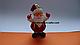 """Силиконовый молд 3Д """"Санта клаус"""", фото 3"""
