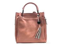 Кожаная женская сумка от Galanty