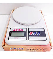 Кухонные электронные весы A-Plus 1657