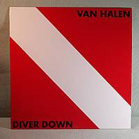 CD диск Van Halen - Diver Down