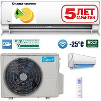 Кондиционер MIDEA MT-09N8D6-I/MBT-09N8D6-O ULTIMATE COMFORT  DC Inverter 2018