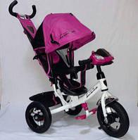 Велосипед детский трехколесный Azimut Lambortrike USB с пультом ДУ, фото 1