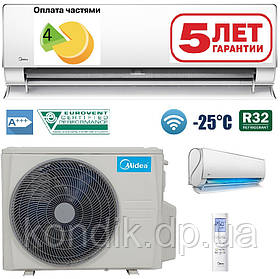 Кондиционер MIDEA MT-12N8D6-I/MBT-12N8D6-O ULTIMATE COMFORT  DC Inverter