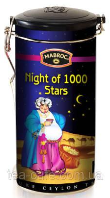 """Чай Mabroc """"Ночь 1000 звезд"""" 200 гр. ж.б (1001 ночь)"""