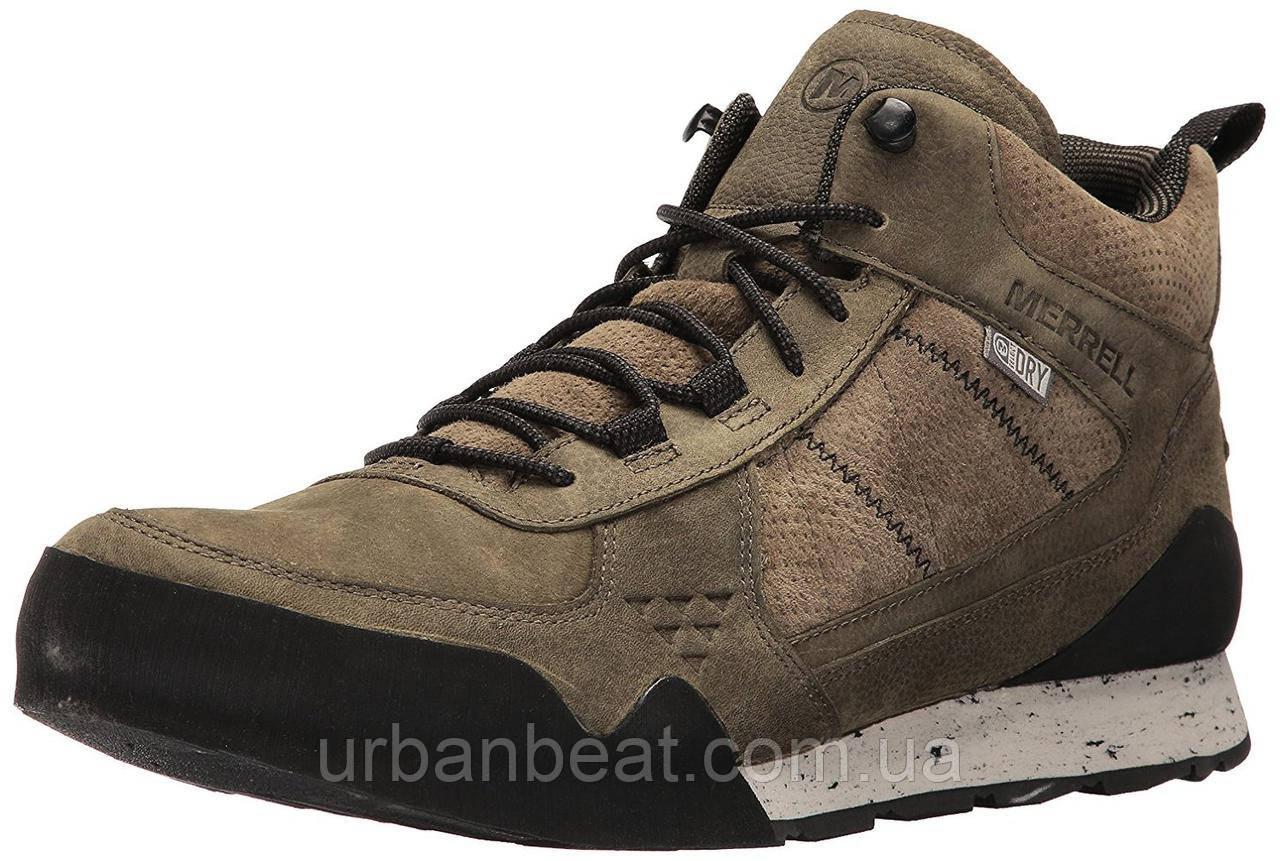 Мужские ботинки Merrell Burnt Rock Mid j91743 ОРИГИНАЛ (Уценка), фото 1