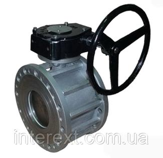 Кран шаровый Breeze 11c342п Ду 150/100 с редуктором, фото 2