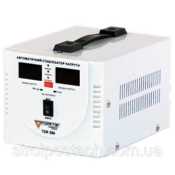 Forte TDR-500VA Стабілізатор напруги