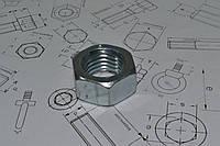 Гайка М14 ГОСТ 5915-70, DIN 934, фото 1