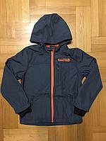 Термо куртка на флисовой подкладке   104 см