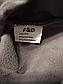Демисезонная термо куртка на флисовой подкладке 104 см, фото 4