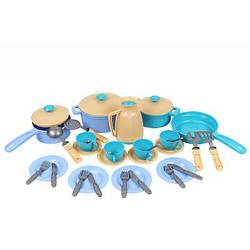 Набор посуды Технок, 37 предметов (4463)