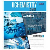 А5/48 кл. 1В ПРЕДМЕТКА - ХИМИЯ (World of Science) , 1 Вересня