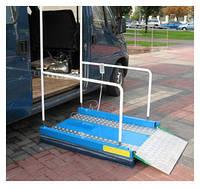Площадка подъемная с вертикальным перемещением для инвалидов модели ППН-150