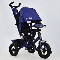 Велосипед трехколёсный Best Trike 6588 B-3580 надувные колеса