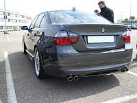 Лип-Спойлер кромки багажника BMW 3-й серии (E90/Е91) 2005—2011