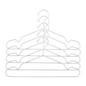 IKEA, STAJLIG, Вешалка, 5 шт., белый (00291419)(002.914.19) СТАЙЛИГ ИКЕА