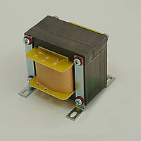 Ш-образный трансформатор ТПШ-10-220-50 10W 12V 1A Т-16 53х45х39мм