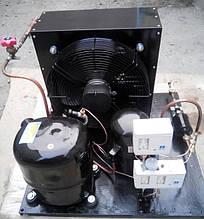 Холодильные агрегаты и централи собственной сборки