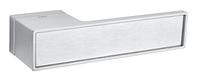 Ручка дверная Tupai BIG 3084 RT хром матовый (Португалия)