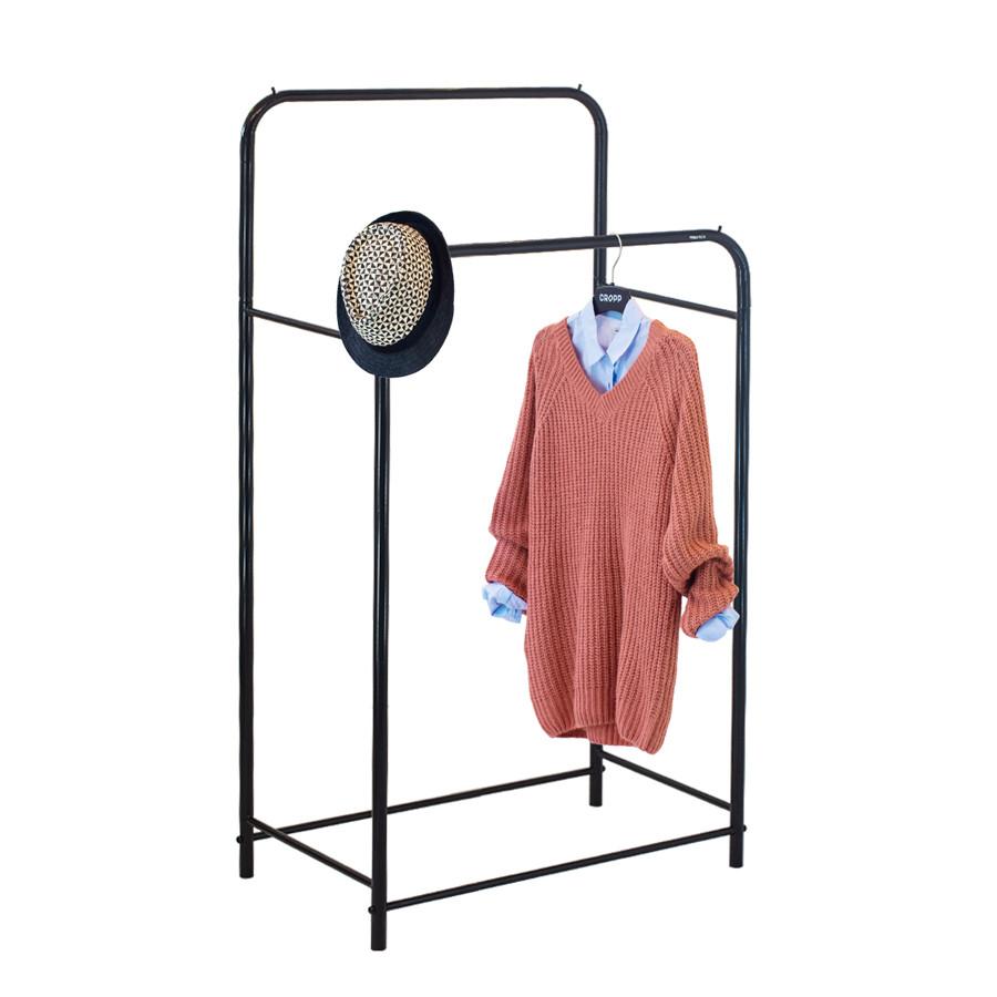 "Стойка для одежды ""Лофт 12"" - 160х100х48,5 см"