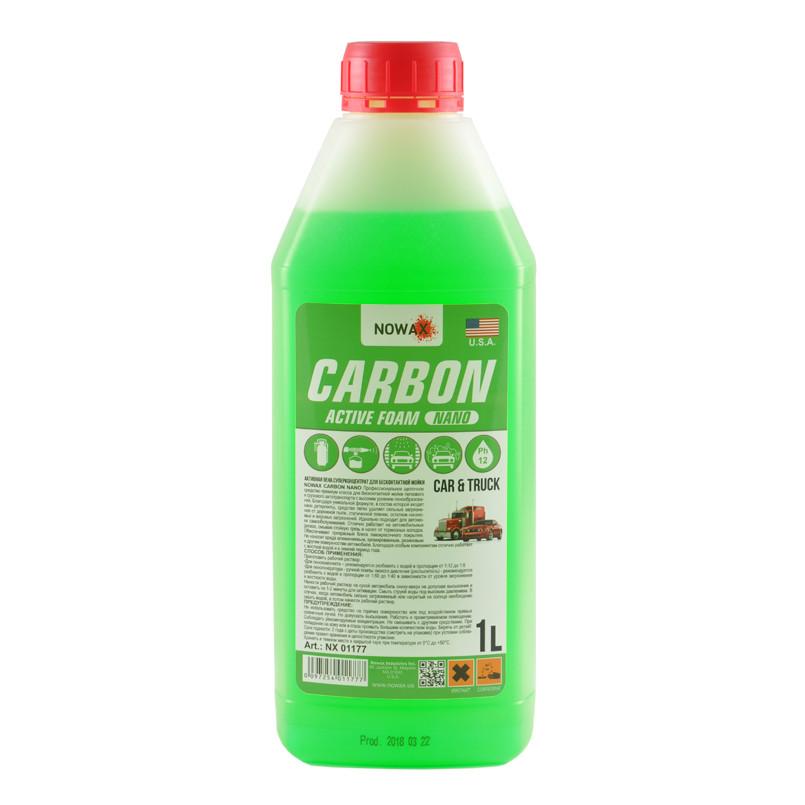 Активная пена CARBON NANO NOWAX 1 л