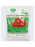 Тайский зелёный молочный чай ChaTraMue Brand 200 грамм