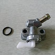 Кран топливный 186F, фото 3