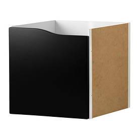 IKEA, KALLAX, Картридж с дверью, поверхностью стола (004.161.98)(00416198) КАЛЛАКС КАЛАКС ИКЕА