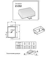 Корпус Z-23U, Z-23AU