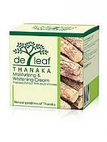 Крем с танакой De Leaf Everydayhappy антивозрастной, увлажняющий, осветляющий 45 мл, фото 1