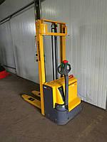 Штабелер электрический поводковый JUNGHEINRICH EJC 110 1,0т 3.2м