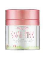 Улиточная сыворотка Snail Pink Cathy Doll для жирной кожи и сужения пор 50 мл