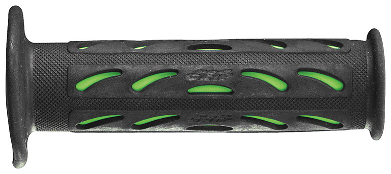 Рукоятки руля Pro Grip Duo density  PG 724, черно-зеленый