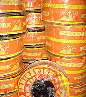 Лента капельного орошения, полива с жёстким эмиттером UCHKUDUK DRIP TAPE 7,2 Mils 0,18 мм,20 см.0,8 л/ч 1000 м, фото 1