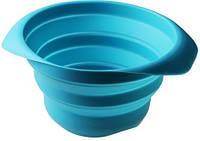 Миска силикон раскладная, кухонная посуда