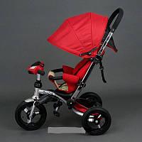 Детский трехколесный велосипед-коляска AZIMUTДетский трехколесный велосипед коляскаAzimut T-350 AIR, фото 1
