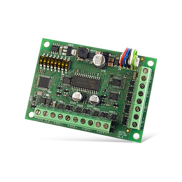 Модуль акустичної верифікації тривоги INT-AV
