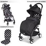 Прогулочная коляска Baby YOGA M 3548-2-2, Микки Маус, фото 2